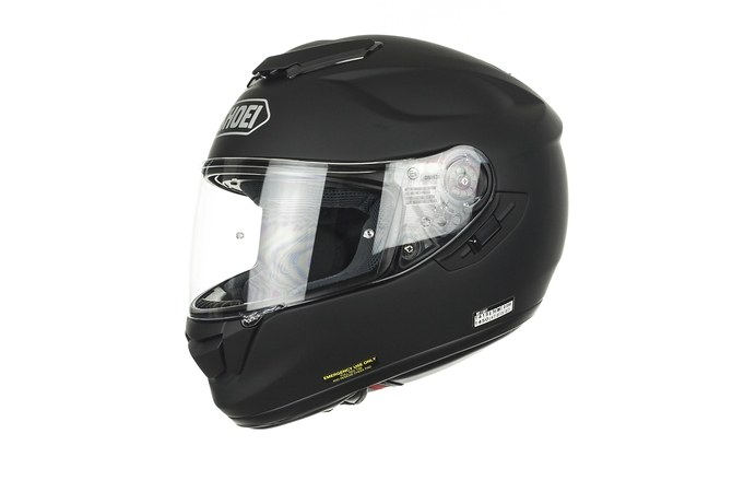 SHOEI GT-AIR MATT BLACK HELMET
