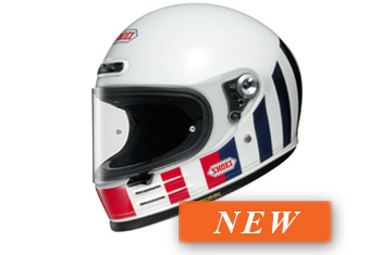 SHOEI GLAMSTER RESURRECTION TC-10 HELMET