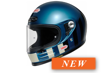 SHOEI GLAMSTER RESURRECTION TC-2 HELMET
