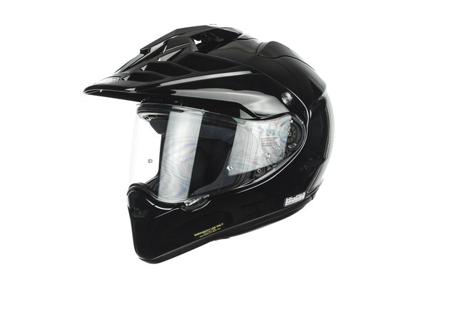 SHOEI HORNET-ADV BLACK HELMET