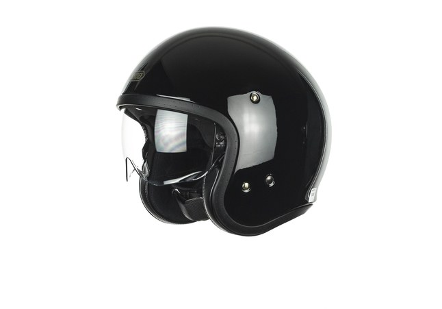 SHOEI J.O BLACK HELMET