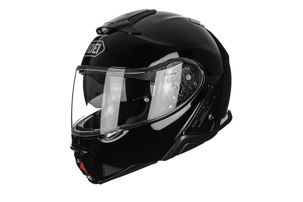 SHOEI NEOTEC-II BLACK HELMET