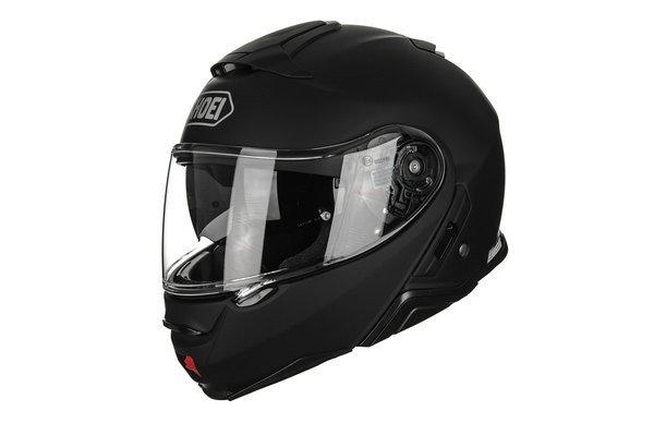 SHOEI NEOTEC-II MATT BLACK HELMET