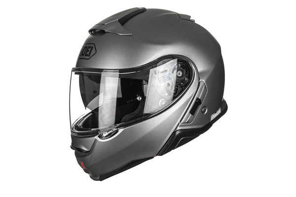 SHOEI NEOTEC-II MATT DEEP GREY HELMET