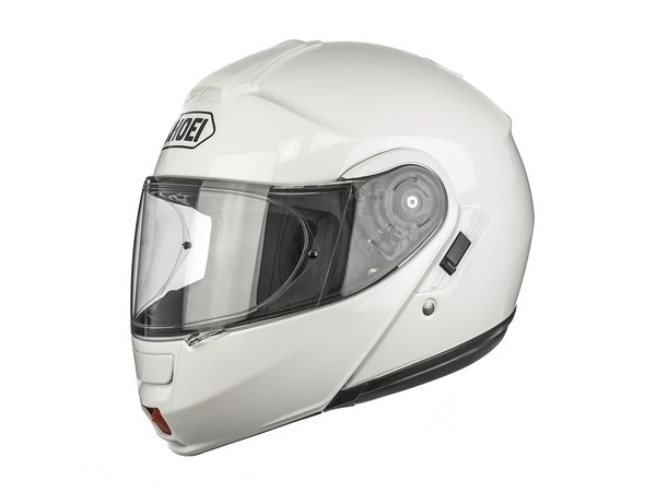 SHOEI NEOTEC WHITE HELMET