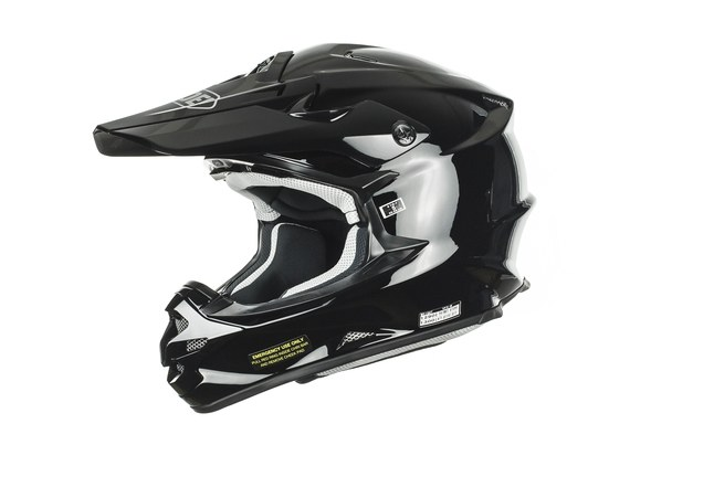 SHOEI VFX-W BLACK HELMET
