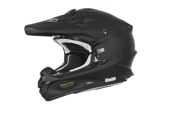 SHOEI VFX-W MATT BLACK HELMET