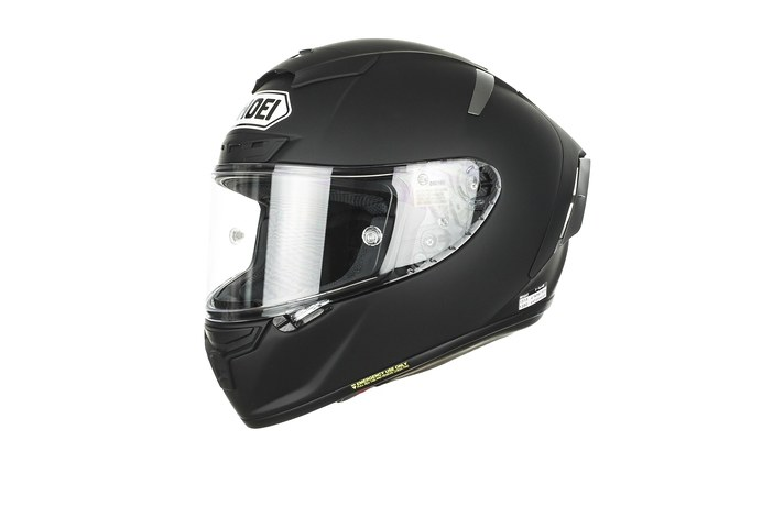 SHOEI X-SPIRIT-III MATT BLACK HELMET
